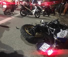 Mô tô phân khối lớn tông xe máy, 3 người thương vong