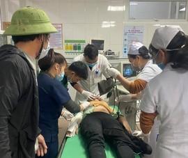 Tai nạn tại công trình xây dựng Sở Tài chính tỉnh Nghệ An