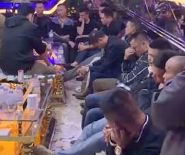 Phát hiện 30 thanh niên sử dụng ma túy trong quán karaoke