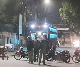 Thông báo khẩn liên quan xe khách chở F1 từ Hà Nội về Nghệ An