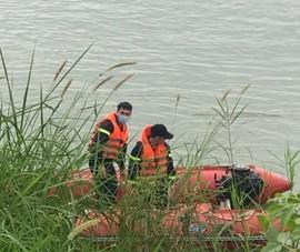 Người đàn ông tử vong trên sông Lam