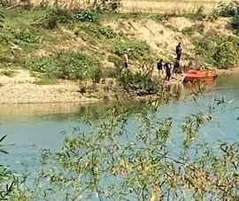 Vớt được thi thể một hiệu trưởng trên sông Lam