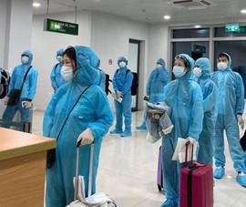 2 người từ Nhật Bản về Nghệ An cách ly, dương tính SARS-CoV-2