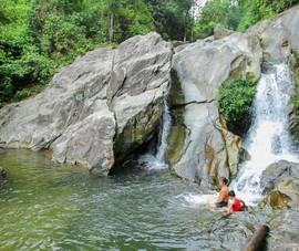 Nghệ An: Nam sinh lớp 12 bị đuối nước, tử vong ở thác Liếp