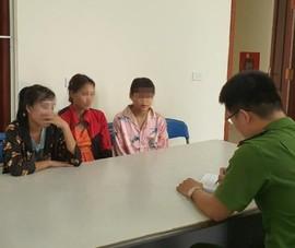 Người yêu bỏ rơi, 2 cô gái sang Trung Quốc sinh con để bán