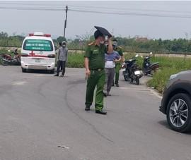 Điều tra 1 thi thể quấn trong chăn ở Nghệ An