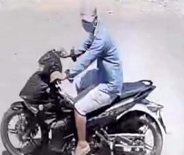 Bắt kẻ giả công an đi cướp tiền, điện thoại ở Nghệ An