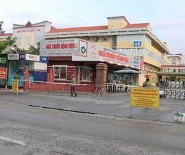 Nhiều người Nghệ An là F1 của ca COVID-19 cán bộ BV tỉnh Hà Tĩnh