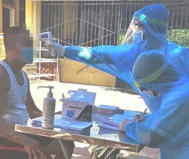 Tìm người liên quan đến tài xế chở vải thiều từ Bắc Giang vào Đà Nẵng