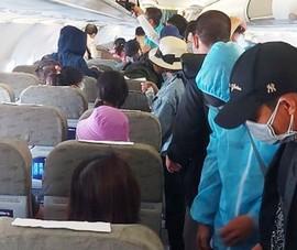 Thông báo khẩn tìm người trên chuyến bay VN1264 Tân Sơn Nhất- Vinh