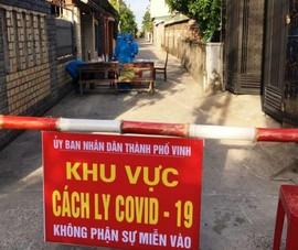 Bệnh nhân COVID-19 đầu tiên ở Nghệ An tử vong