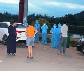 10 người từ TP.HCM về Nghệ An trên xe 7 chỗ dương tính COVID-19