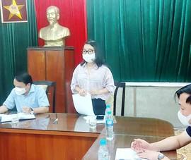 2 cha con dương tính SARS-CoV-2, 1 huyện ở Nghệ An họp khẩn
