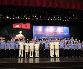 VKSND TP.HCM đón nhận danh hiệu Anh hùng Lao động