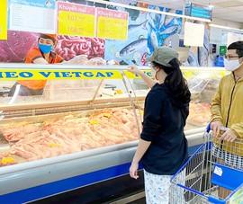 Cận tết, giá thịt heo bắt đầu tăng nhẹ