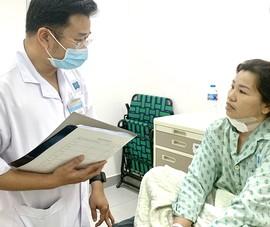 Bệnh nhân phấn khởi khi thông tuyến tỉnh BHYT