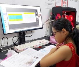 Trường học chính thức được dạy học trực tuyến