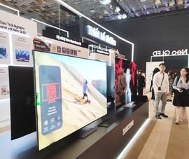 Nhiều thương hiệu tivi nổi tiếng biến mất tại thị trường Việt
