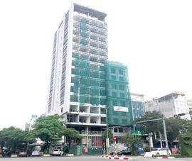 Khách sạn 15 tầng xây không phép ở Hải Phòng