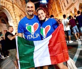 Wembley chỉ cho 1.000 fan Ý chọi 60.000 fan Anh
