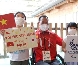 Thể thao người khuyết tật Việt Nam hy vọng gì tại Paralympic Tokyo?