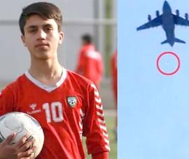 Cầu thủ tài năng tử nạn khi rơi khỏi máy bay