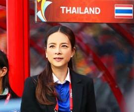 Khi bóng đá Thái Lan trao toàn quyền cho nữ