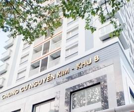 Kiến nghị chuyển 144 căn hộ tái định cư Nguyễn Kim sang nhà ở thương mại