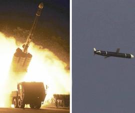 Cả Seoul, Bình Nhưỡng thử tên lửa làm bán đảo Triều Tiên nóng lên