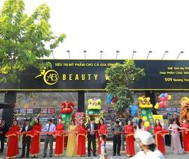 Hàng ngàn khách hàng khai trương chi nhánh 9 AB Beauty World