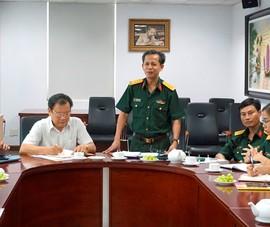 Báo Pháp Luật TP.HCM hợp tác với Báo Quân Khu 7
