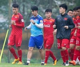 HLV Park Hang-seo: 'U-23 VN hiện tại không bằng lứa trước!'
