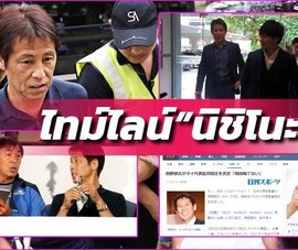 LĐBĐ Thái Lan khẳng định HLV Akira Nishino sẽ nắm đội tuyển