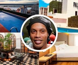 Cuộc sống của Ronaldinho trong khách sạn tạm giam