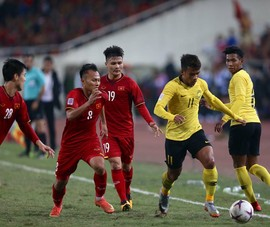 Lịch đấu mới của thầy trò ông Park ở vòng loại World Cup 2020
