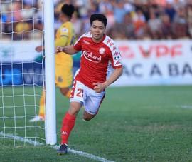 Công Phượng và đồng đội TP.HCM đại thắng SL Nghệ An 3-1