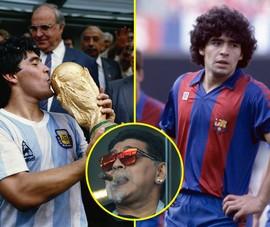 Maradona – huyền thoại về thiên thần và ác quỷ