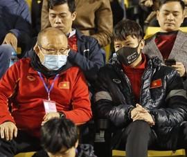 Thầy Park khó chịu, tuyển Việt Nam hòa như thua