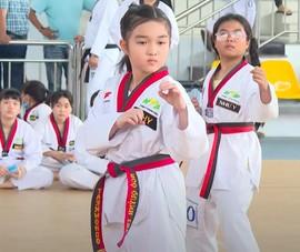 Dấu ấn của ứng dụng công nghệ tại kỳ thi thăng đẳng Taekwondo