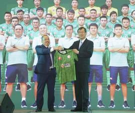 Nhiều thương hiệu 'khủng' sát cánh Sài Gòn FC mùa giải mới
