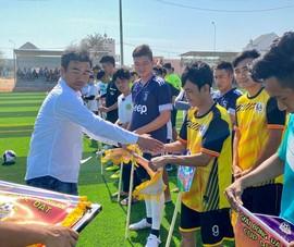Cuộc chơi lớn ở Mũi Né của Lê Thanh Phong và những người bạn