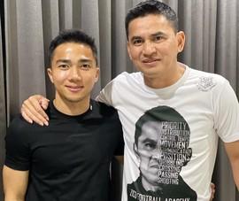 Kiatisak đòi đưa 'Messi Thái' đá cặp với Công Phượng