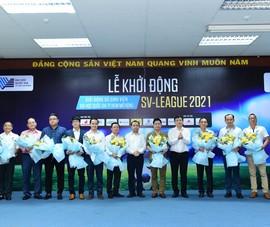 8 ông bầu nối vòng tay lớn với SV-League 2021
