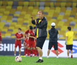 Chính thức: Thầy trò Park Hang-seo tập trung tại Quy Nhơn
