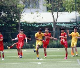 Học trò ông Park mơ vàng SEA Games 31