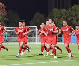Đội tuyển Việt Nam không chờ vận may rủi
