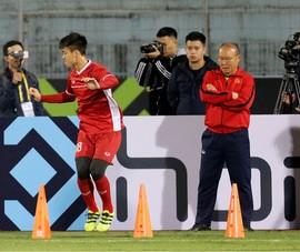 Ông Park gạch tên 6 cầu thủ, chờ quyết chiến Indonesia