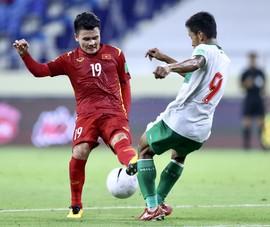 Indonesia phản ứng bóng chạm tay Tiến Linh và sập bẫy ông Park