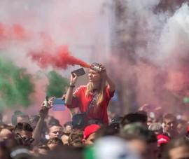 Hungary cho tuyển Pháp sởn gai ốc