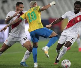 Neymar vô duyên, Brazil 'lủi' vào chung kết Copa America